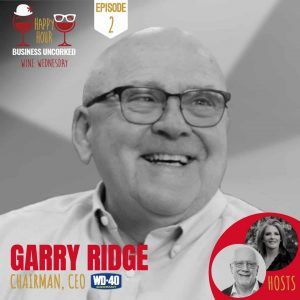 Garry Ridge WD40 Culture Uncorked Podcast