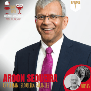 aroon sequeira culture uncorked podcast
