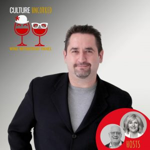 Hilton Barbour Culture Uncorked with Lisa Patrick and Lorne Rubis